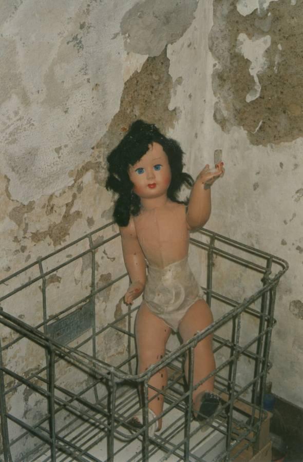 La bambola di Zia Michelina.